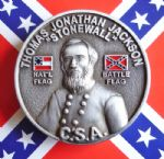 General Stonewall Jackson Collectors Coin